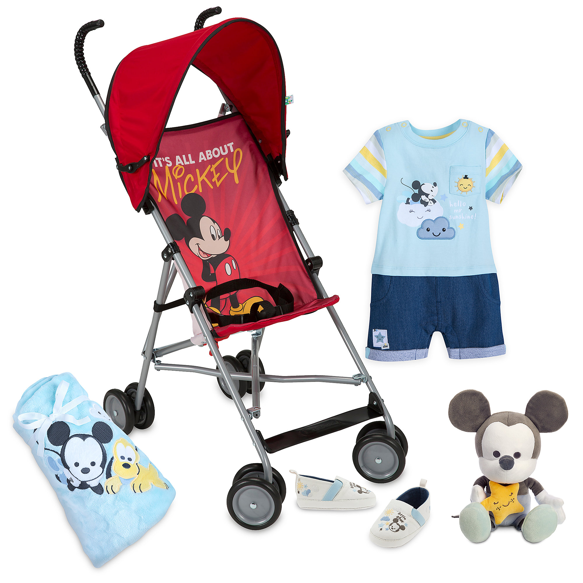 Mickey Mouse Stroll in the Park Collection for Baby
