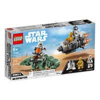 Image of Escape Pod vs. Dewback Microfighters Playset by LEGO - Star Wars: A New Hope # 4