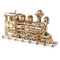 Image of Walter E. Disney Train Wooden Puzzle # 1
