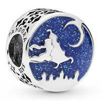 Image of Aladdin Magic Carpet Ride Charm by Pandora Jewelry # 1