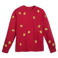 Image of Winnie the Pooh Pullover Sweater for Adults # 1