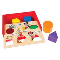 Image of Mickey Mouse Deluxe Wooden Classic Toy Set by Melissa & Doug # 3