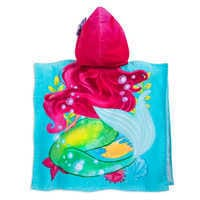 Image of Ariel Hooded Towel for Kids - Personalizable # 3