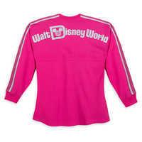 Image of Walt Disney World Spirit Jersey for Adults - Imagination Pink # 3