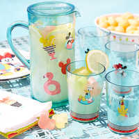 Image of Mickey Mouse and Friends Pitcher Set - Disney Eats # 4