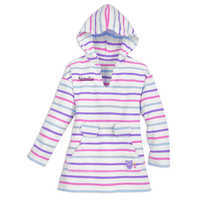 Image of Mickey Mouse Striped Cover-Up for Girls - Personalized # 1