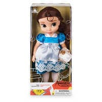 Image of Disney Animators' Collection Belle Doll - Beauty and the Beast - 16'' # 4