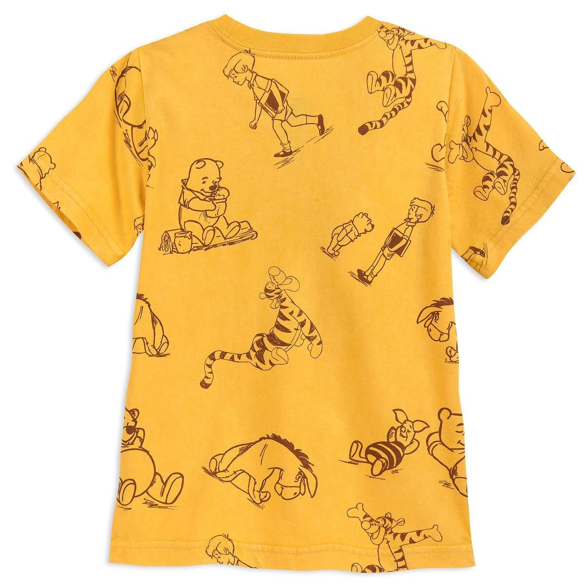 winnie the pooh t shirt for kids shopdisney
