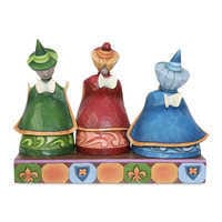Image of Flora, Fauna, and Merryweather ''Royal Guests'' Figure by Jim Shore # 2