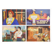 Image of Disney Prince Postcard Set - Oh My Disney # 4
