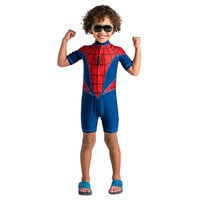 Image of Spider-Man Swimwear Collection for Kids # 1