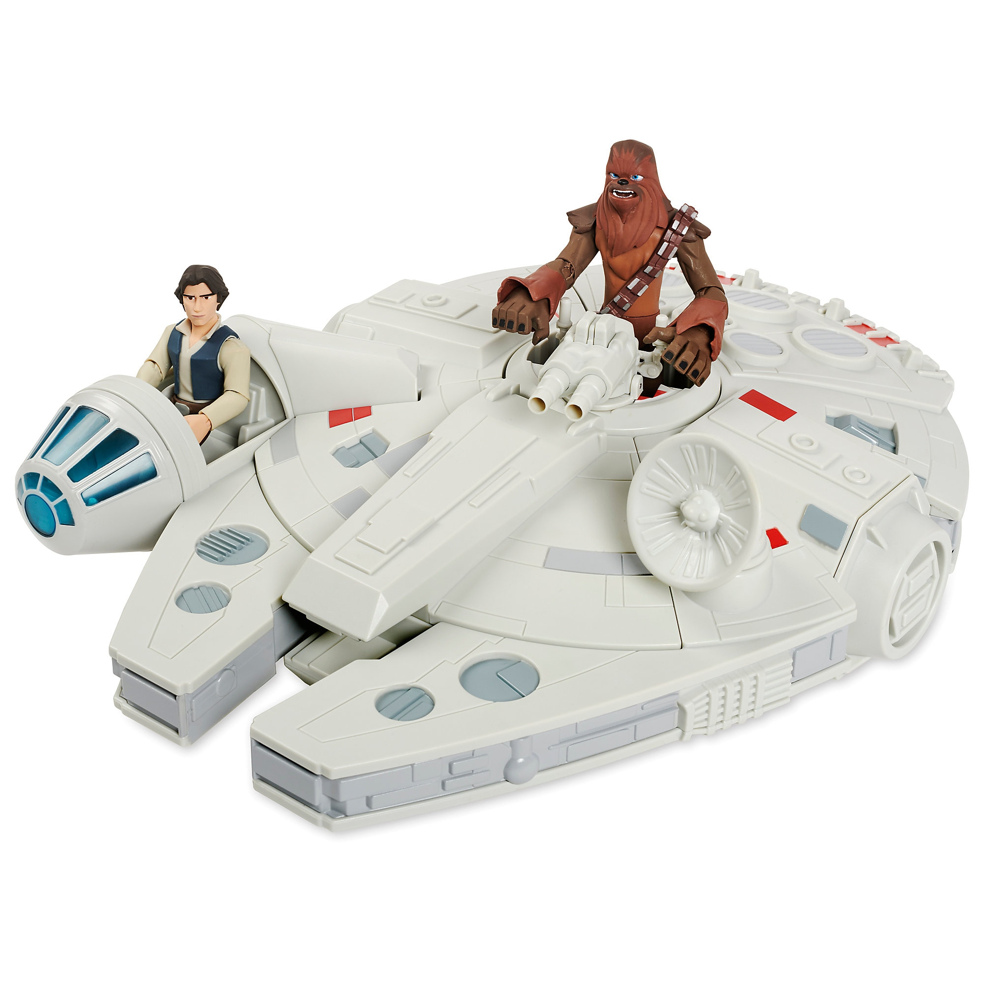 Millennium Falcon Star Wars Play Set - Star Wars Toybox