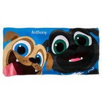 Puppy Dog Pals Beach Towel for Kids - Personalizable