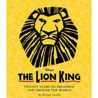 Image of The Lion King: Twenty Years on Broadway and Around the World Souvenir Book # 1