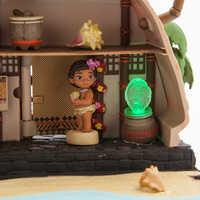 Image of Disney Animators' Littles Motunui Island Surprise Feature Playset - Moana # 3
