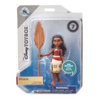 Image of Moana Action Figure - Disney Toybox # 3