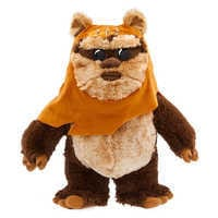 Image of Wicket Ewok Plush - Star Wars: Return of the Jedi 35th Anniversary - Large # 1