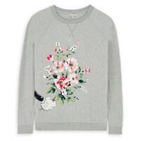 Mickey Mouse Bouquet Sweatshirt for Women by Cath Kidston