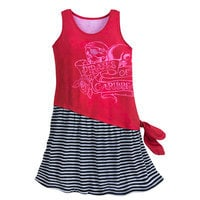 Pirates of the Caribbean Jersey Dress for Girls