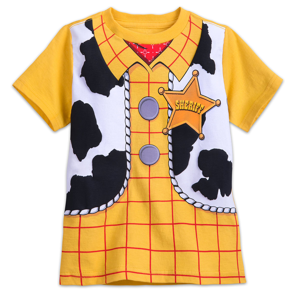 Product Image of Woody Costume T-Shirt for Kids   1 19538dfd542