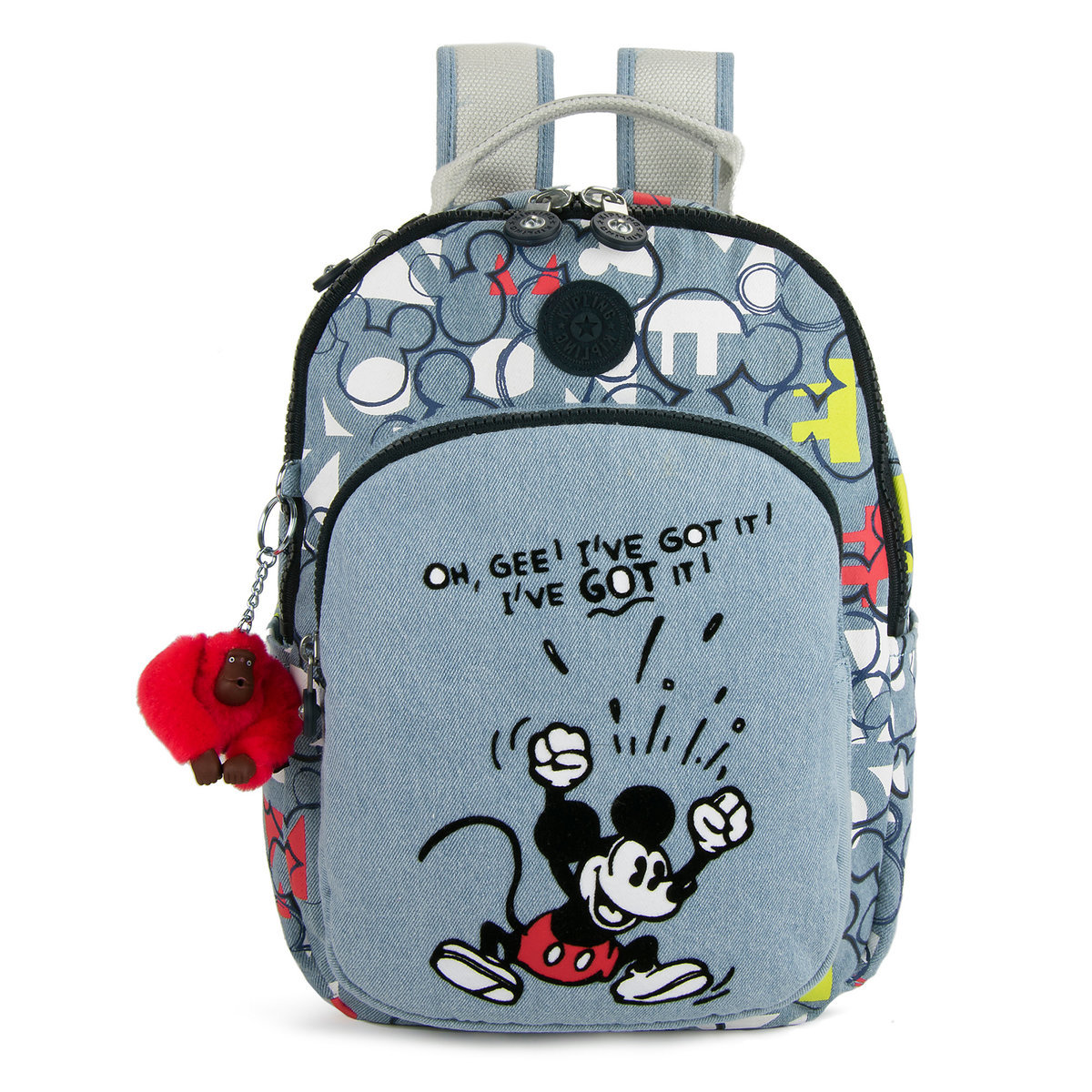 d184d6d730a Product Image of Mickey Mouse Backpack by Kipling   1