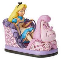 Image of Alice in Wonderland Ride Figure by Jim Shore - Disneyland # 1