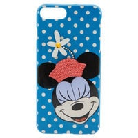 Minnie Mouse Jeweled Hat iPhone 7 Plus/6 Plus/6S Plus Case