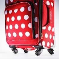 Minnie Mouse Luggage - American Tourister - Small