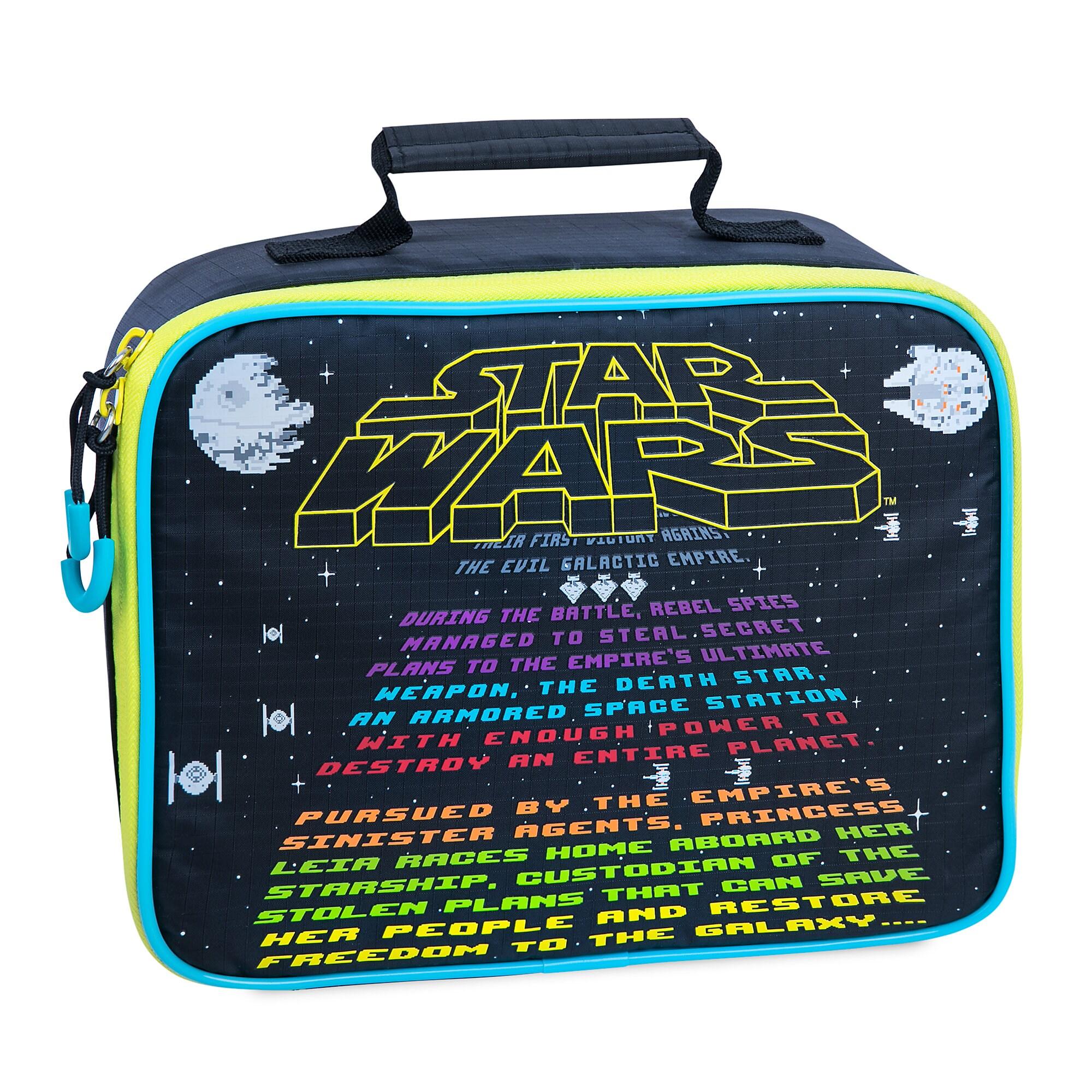 e6b6b18211 Star Wars Lunch Box