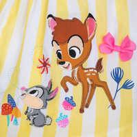 Image of Bambi Sun Dress for Girls - Disney Furrytale friends # 2