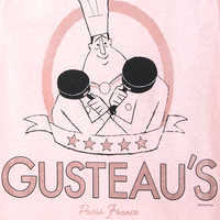 Image of Gusteau's T-Shirt for Women - Ratatouille # 6