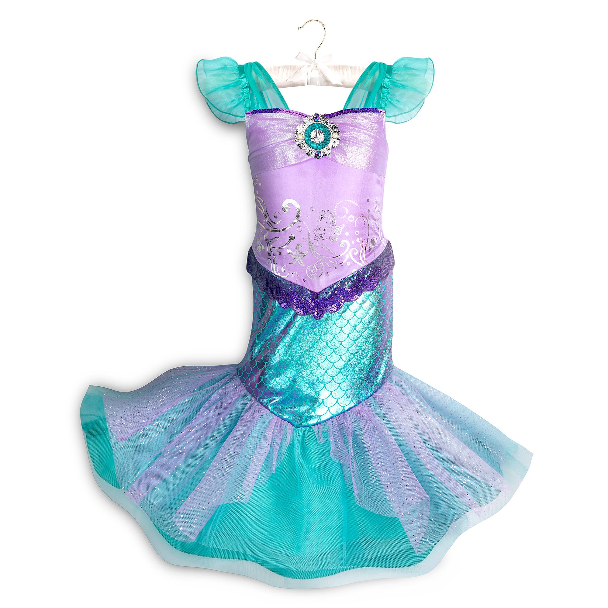 Princess Ariel Costume For Adults Part - 17: Product Image of Ariel Costume for Kids # 1