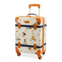 Image of Disney Animators' Collection Rolling Luggage # 1