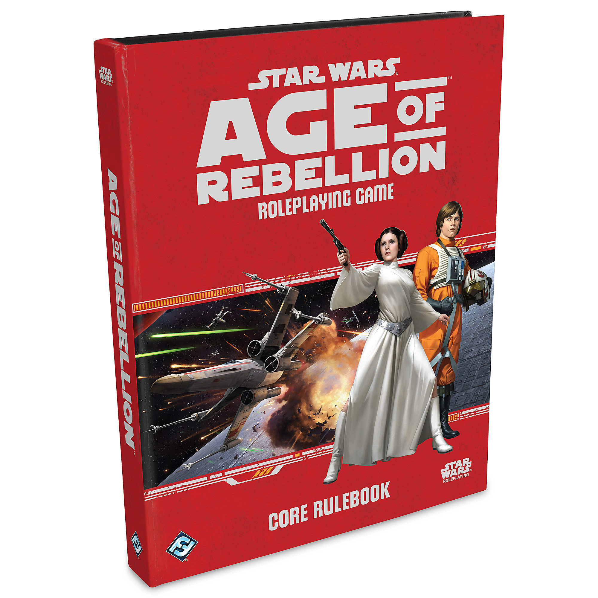 Star Wars: Age of Rebellion Roleplaying Game - Core Rulebook