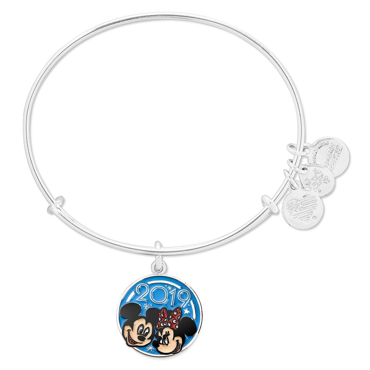 Product Image of Mickey and Minnie Mouse Bangle by Alex and Ani - Disney  Parks 2019 0a9942af7e63