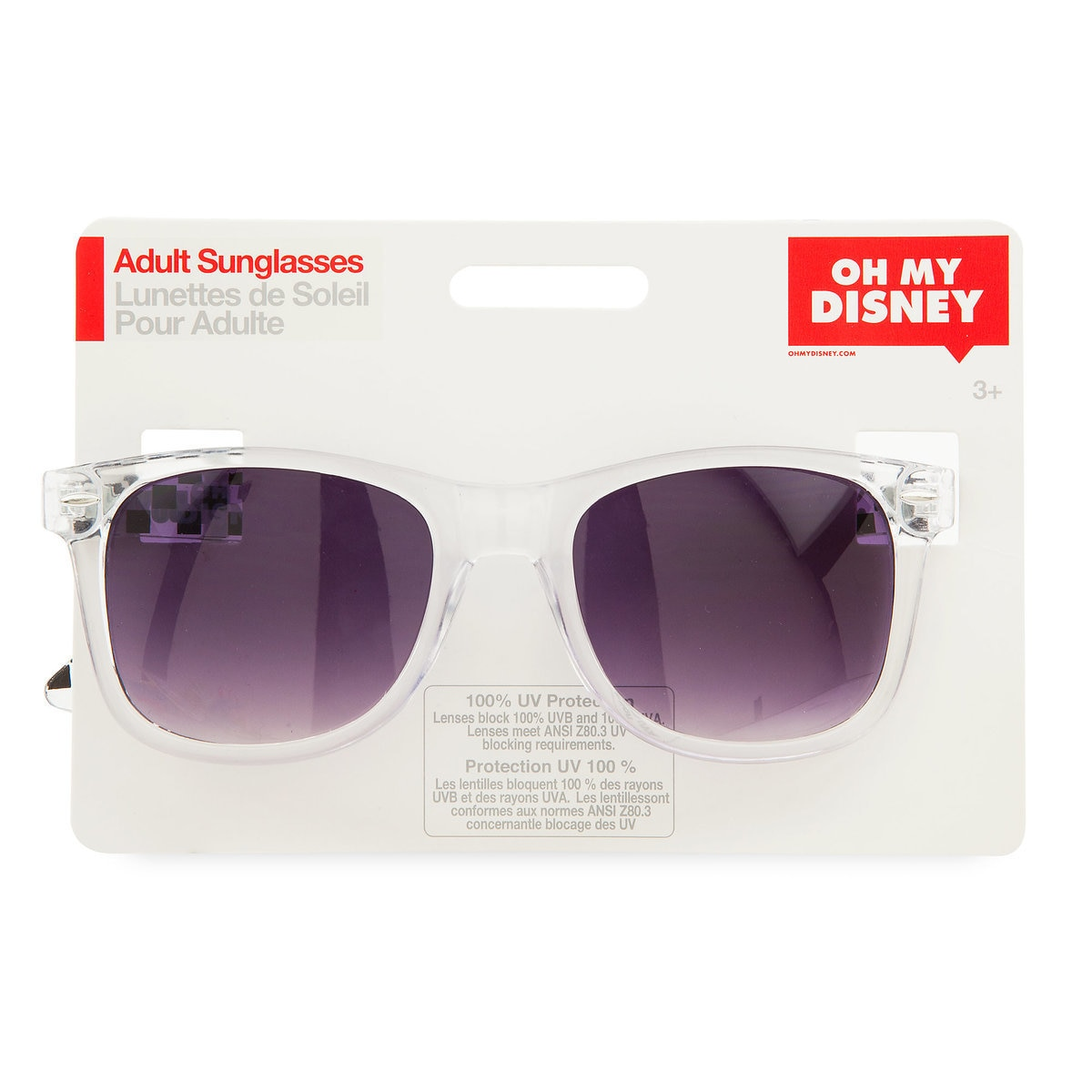 3fc0286908 Product Image of Mickey Mouse Sunglasses for Adults - Oh My Disney # 3