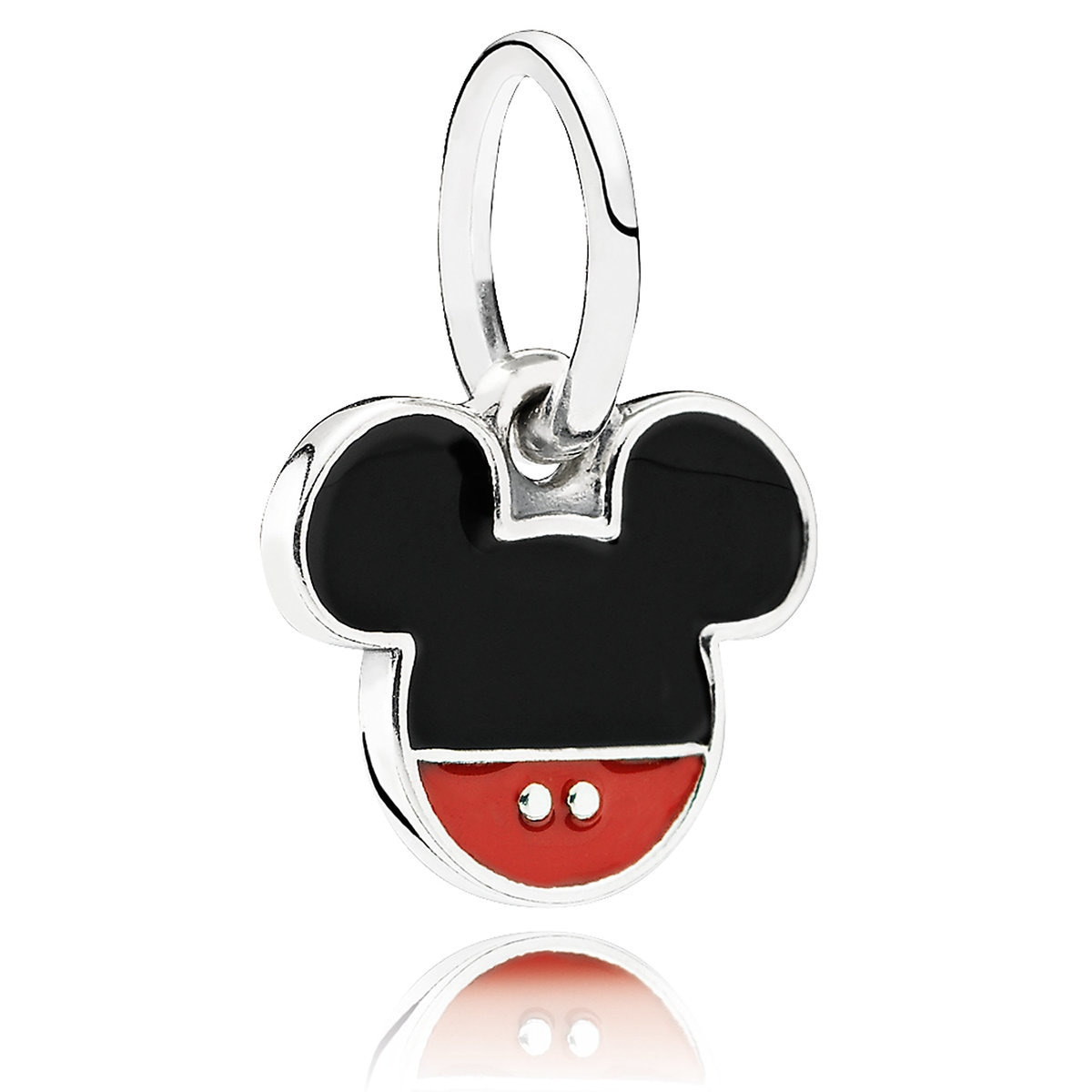 b5985a5e1 Product Image of Mickey Mouse ''Mickey Icon'' Charm by PANDORA ...