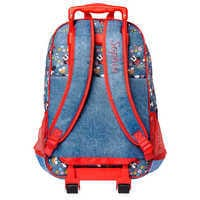 Image of Minnie Mouse Rolling Backpack - Personalized # 4