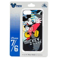 Mickey Mouse '80s Flashback iPhone 7/6/6S Case
