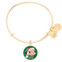 Image of Santa Mickey Mouse Bangle by Alex and Ani # 2