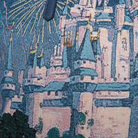 Image of Cinderella Castle Tapestry Tote Bag - Walt Disney World # 3
