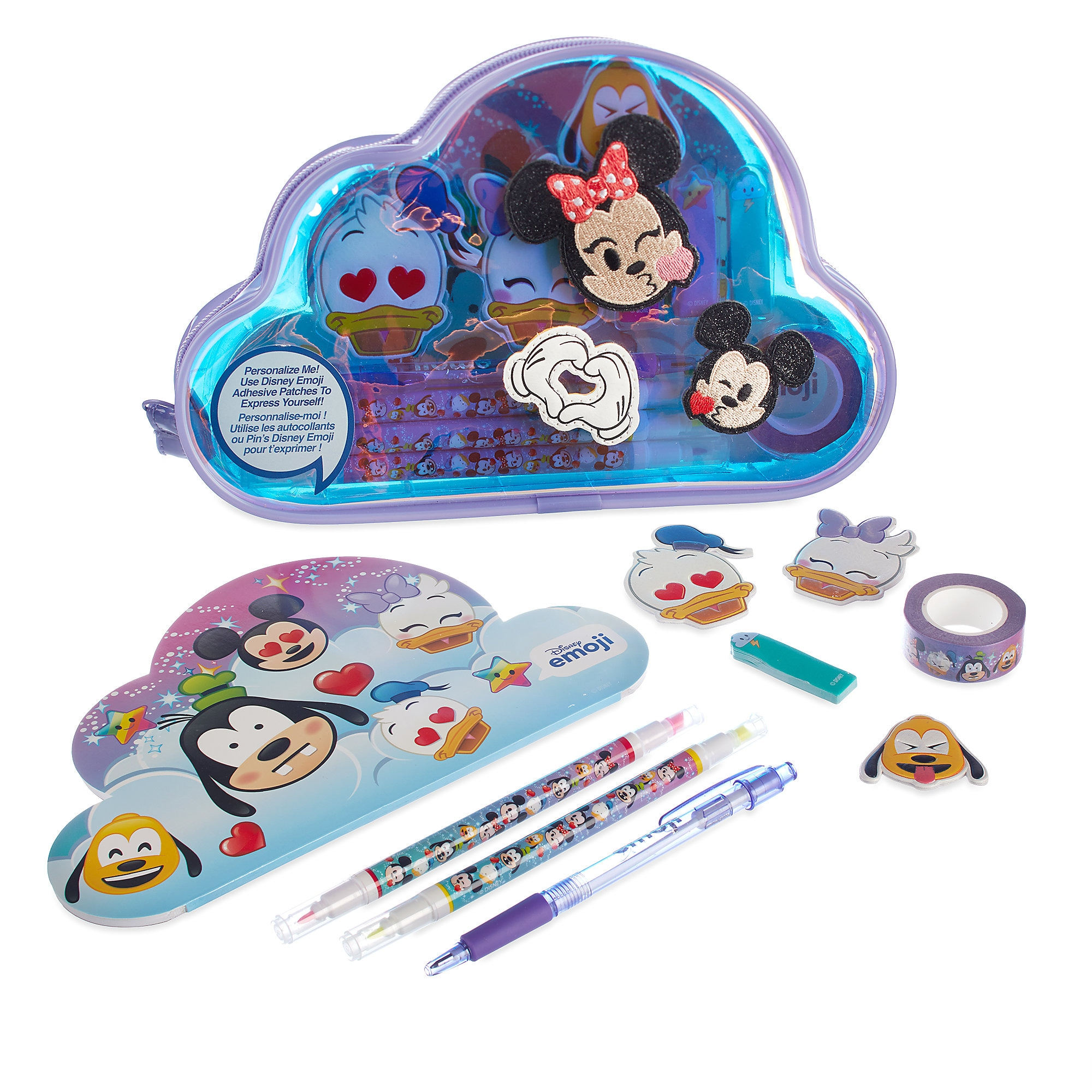Mickey Mouse and Friends Emoji Stationery Kit