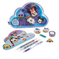 Image of Mickey Mouse and Friends Emoji Stationery Kit # 1