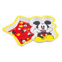 Image of Mickey Mouse Plate - Disney Eats # 2