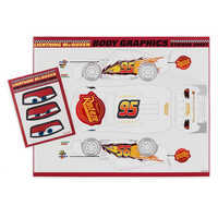 Image of Lightning McQueen Paint Set - Cars # 2
