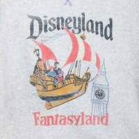 Image of Fantasyland Sweatshirt for Men by Junk Food - Disneyland # 2
