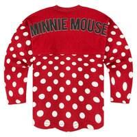 Minnie Mouse Polka Dot Spirit Jersey for Girls - Walt Disney World