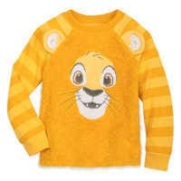 Image of Simba Pajama Set for Girls # 2