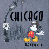 Image of Mickey Mouse Hoodie for Men - Chicago # 2