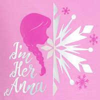 Image of Frozen Best Friends Nightshirts Set for Girls - 2-Pack # 6